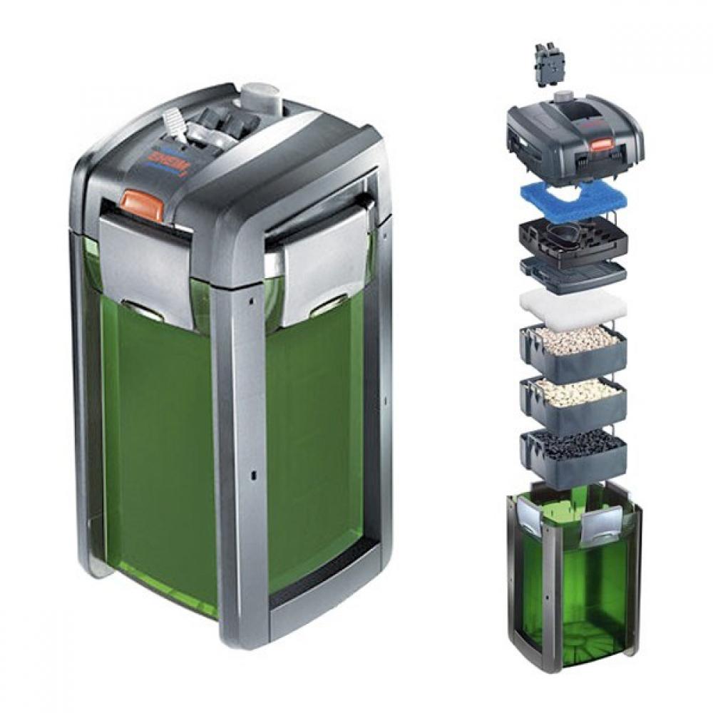 Внешний фильтр EHEIM 2075 professional 3 (для аквариумов 240-600 л)  - 1