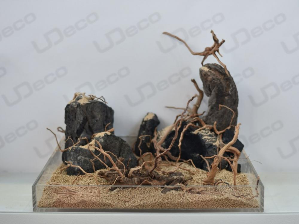 Природный камень Black Lava - 1