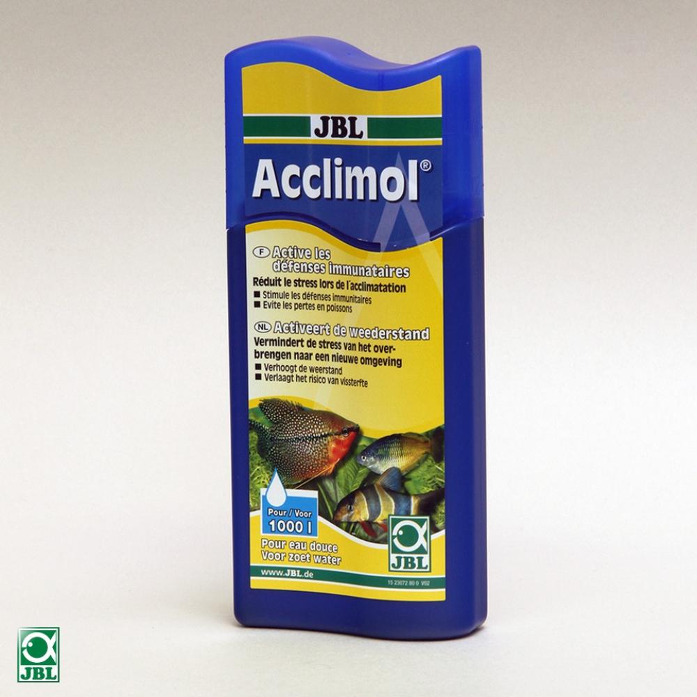 JBL Acclimol - Препарат для защиты рыб при акклиматизации, 500 мл на 2000 л - 2