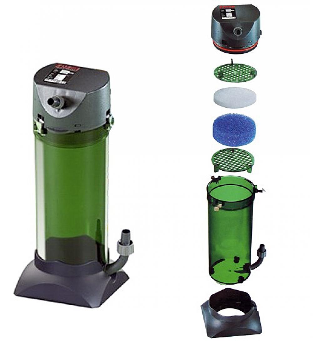 Внешний фильтр Eheim Classic 2211 (для аквариумов до 150л) - 1