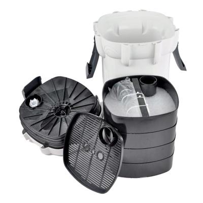 Внешний фильтр Sunsun HW-304A (для аквариумов 300-500 л) - 6
