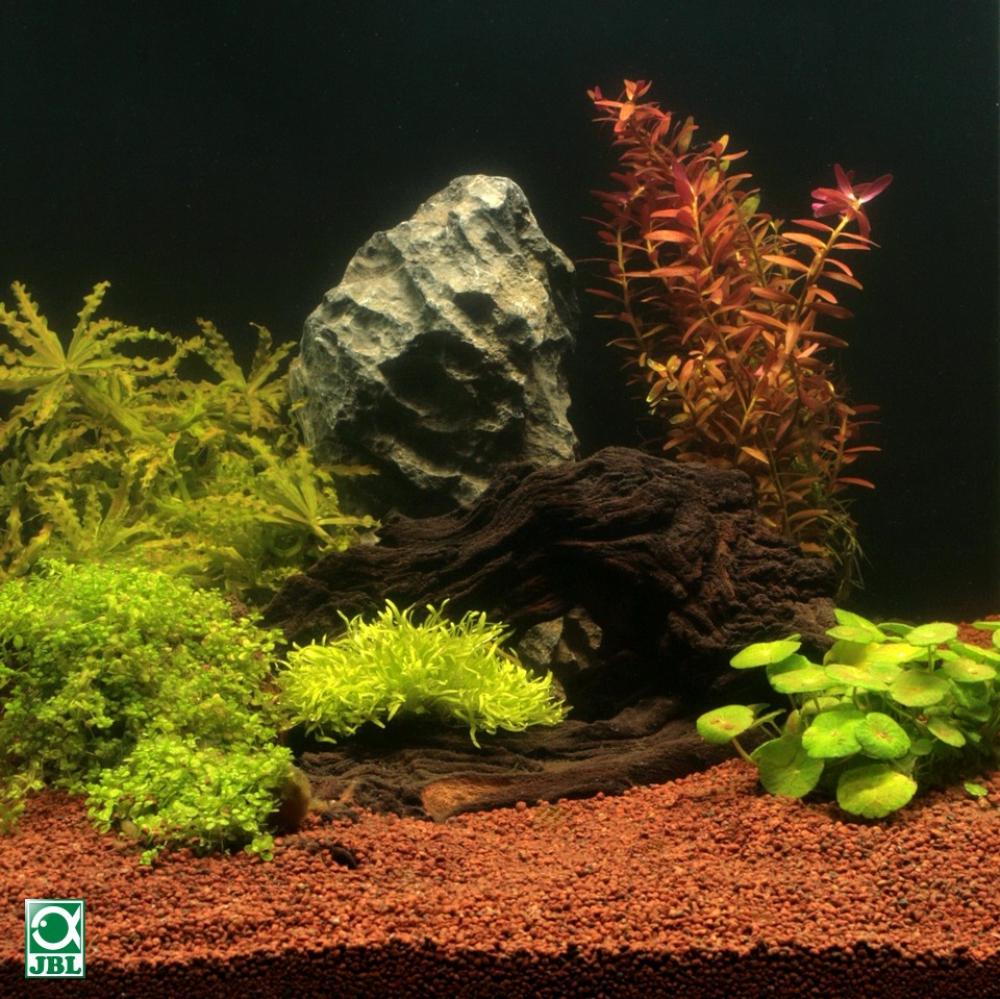JBL Manado 3 L. Натуральный питательный грунт, фильтрующий и способствующий развитию растений - 1