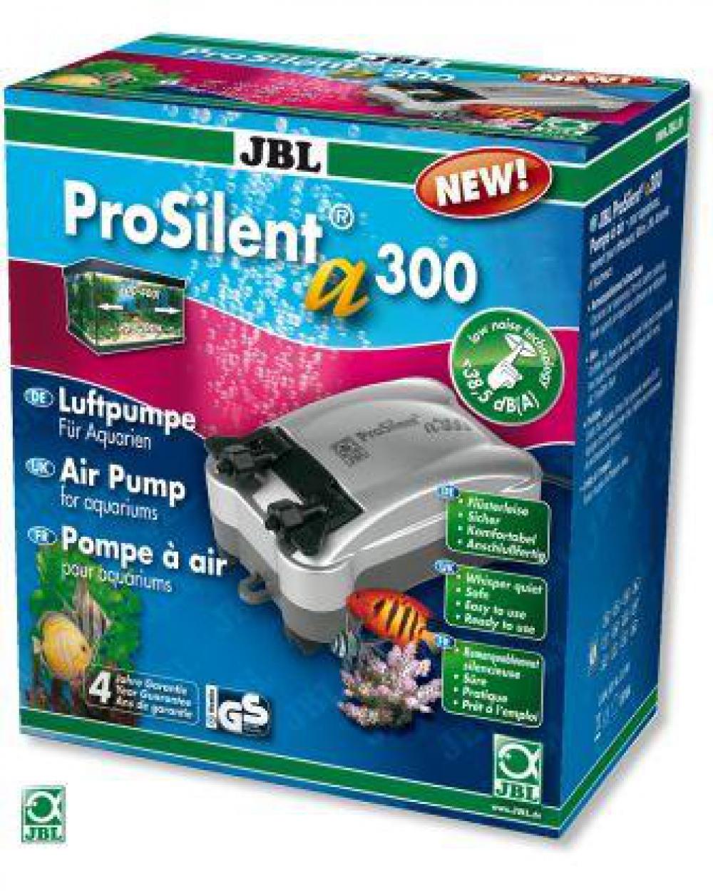 JBL ProSilent a300. Компрессор для аквариумов от 100 до 400 л - 2