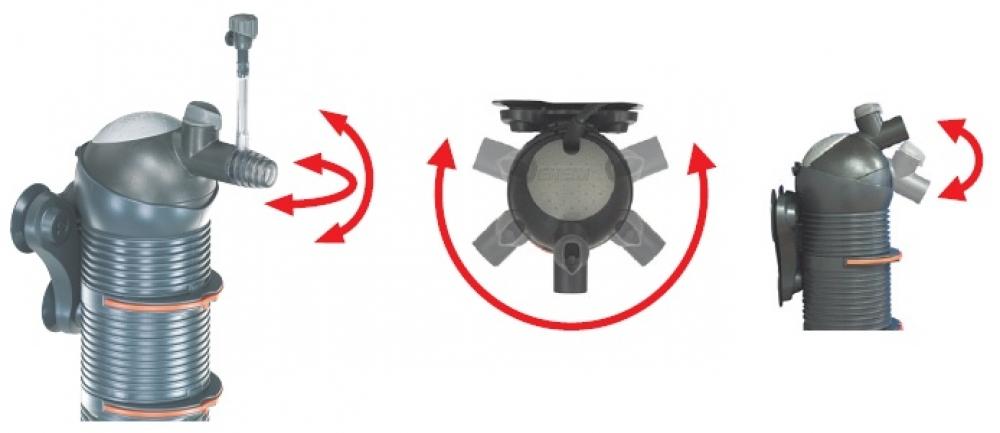 Фильтр внутренний EHEIM BIOPOWER 240 (до 240 литров) - 2
