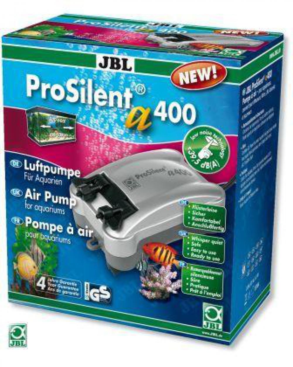 JBL ProSilent a400. Компрессор для аквариумов от 200 до 600 л - 2