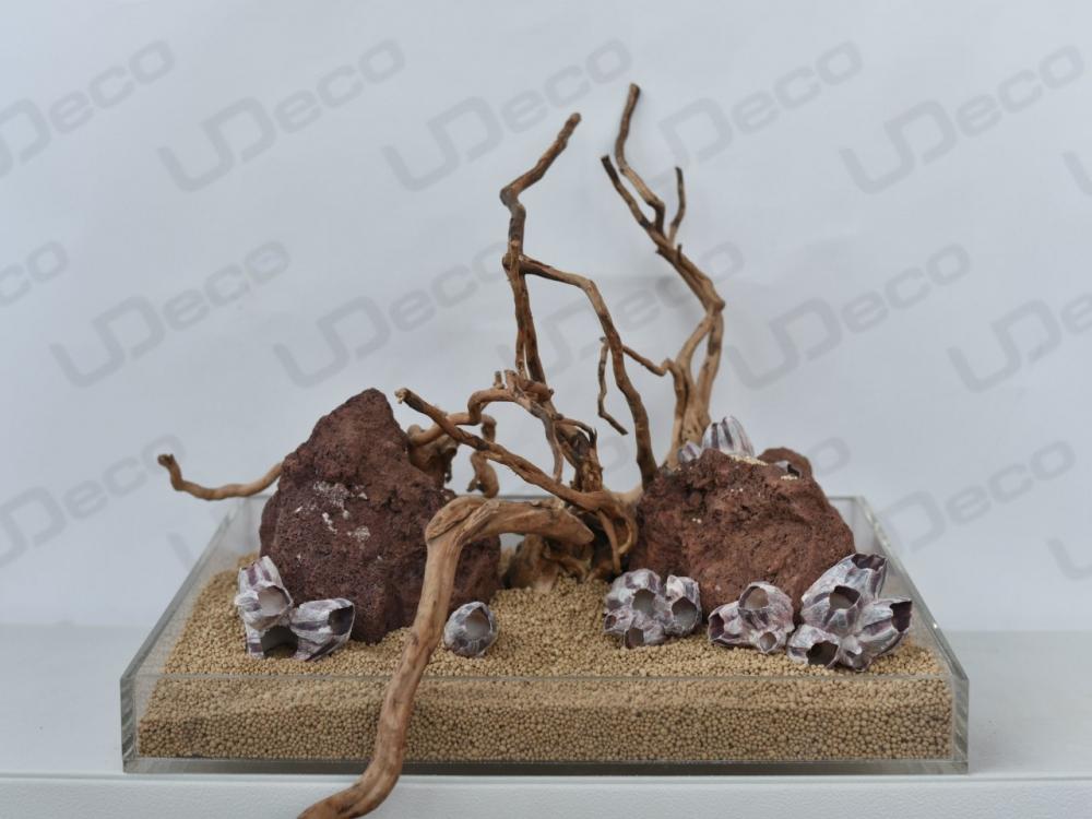 Природный камень Brown Lava - 1