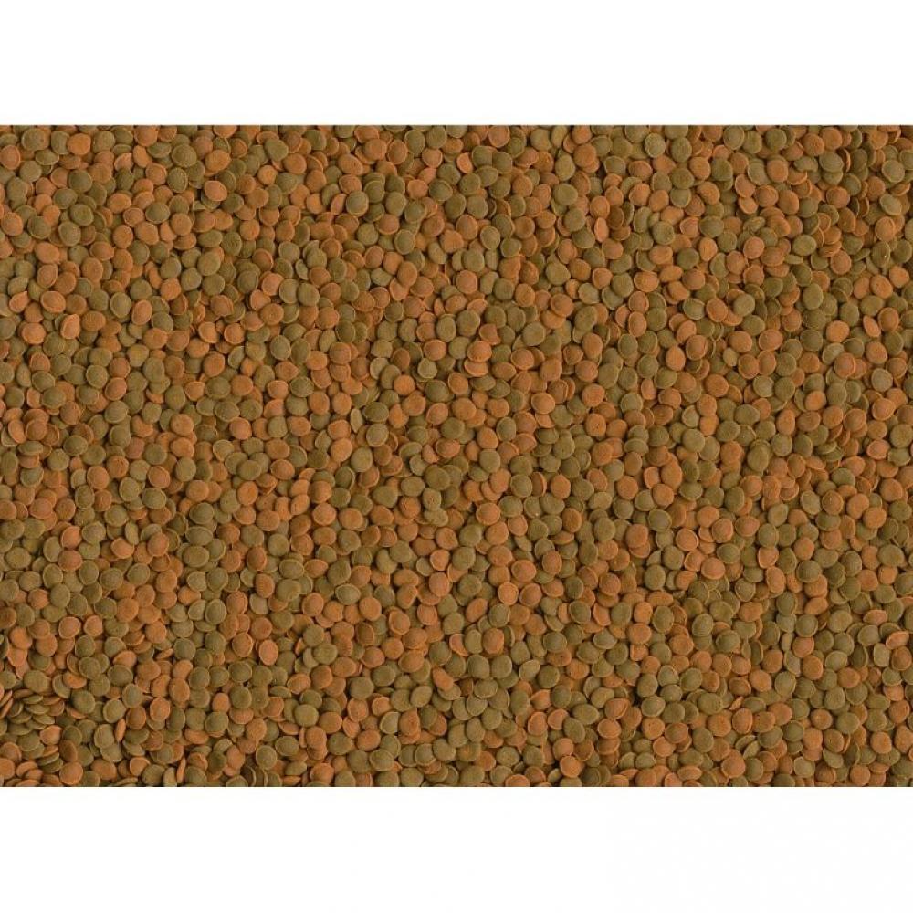 Tetra Wafer Mini Mix 100 мл. Корм для маленьких донных рыб и ракообразных в виде плотных чипсов. - 1