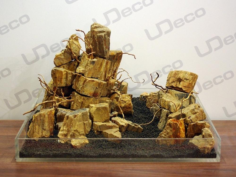 Природный камень Fossilized Wood Stone - 1