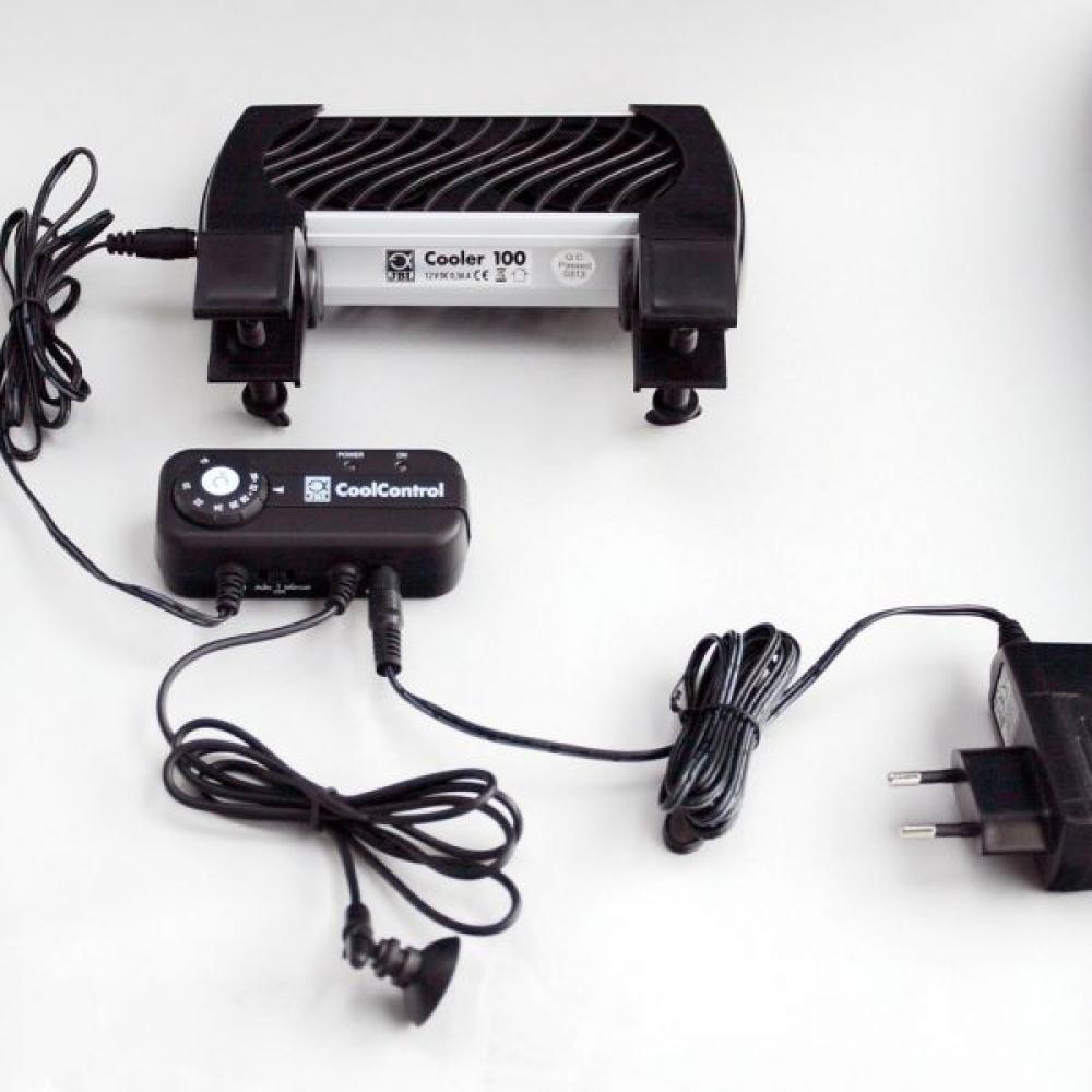 Вентилятор JBL Cooler 100 - используется для охлаждения воды в аквариумах от 60 до 100 л - 3