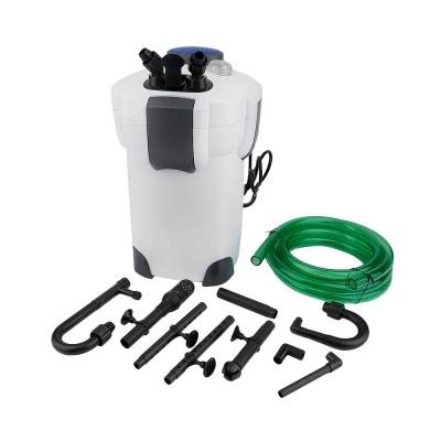 Внешний фильтр Sunsun HW-303B (для аквариумов до 300 л) с UV стерилизатором - 4