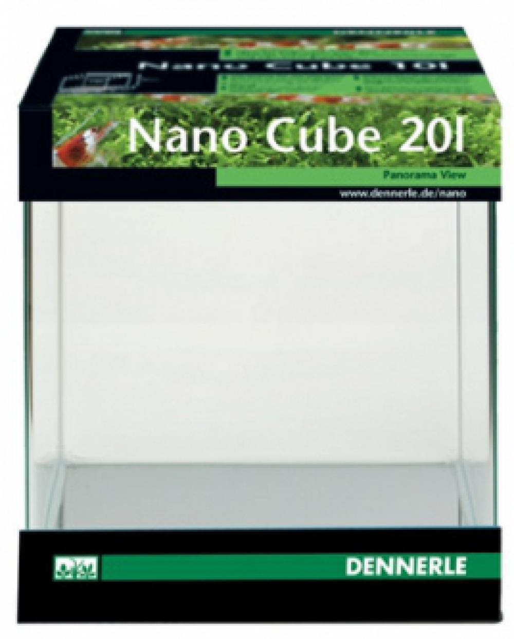 Аквариум Dennerle NanoCube 20 литров - 1