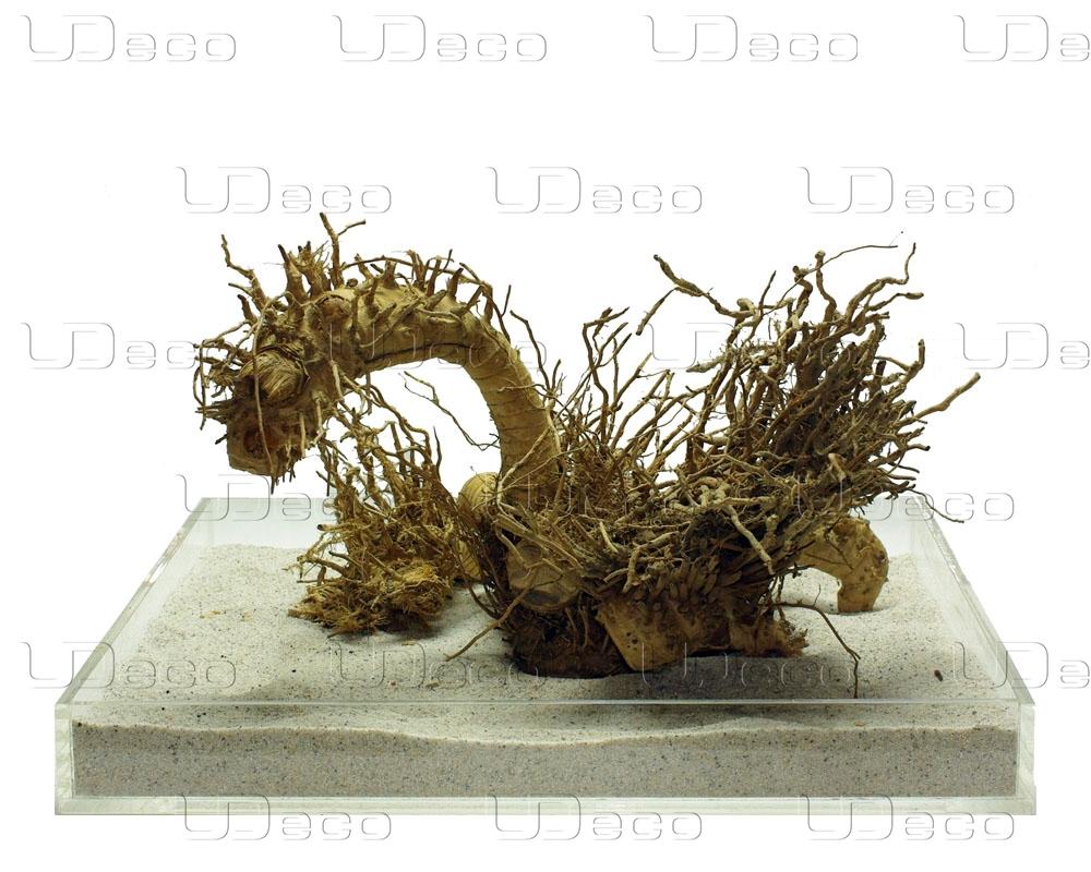 Коряга Bamboo Hair Root - 1