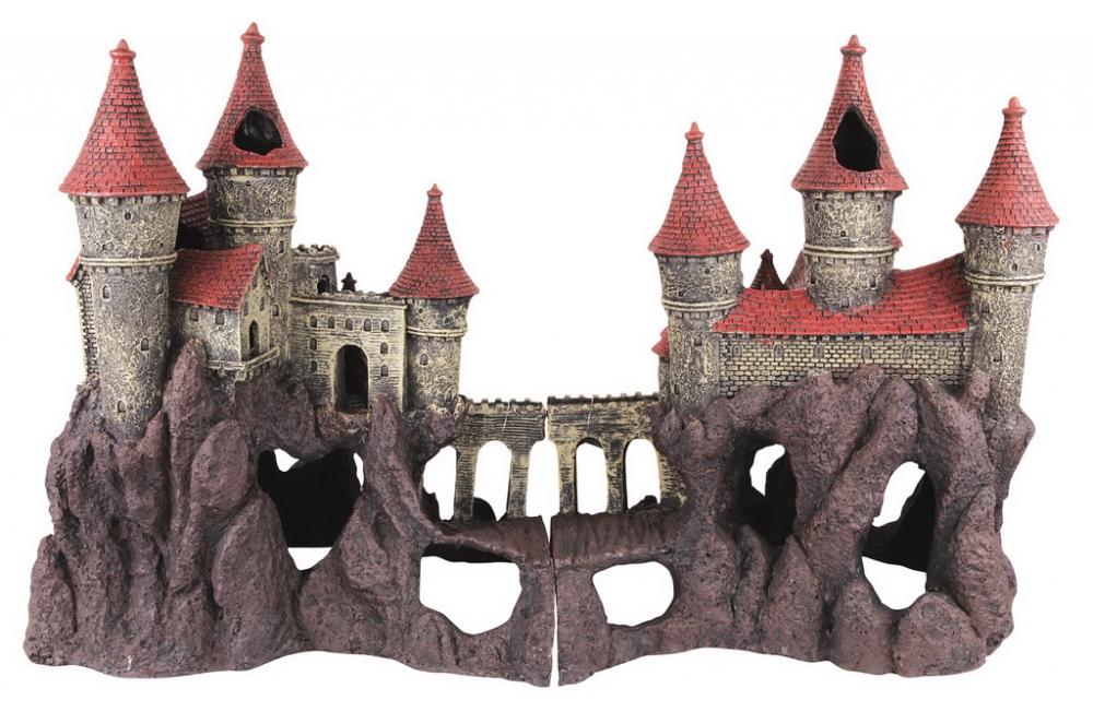 """Замок """"Магия"""", левая часть (33см) - 1"""