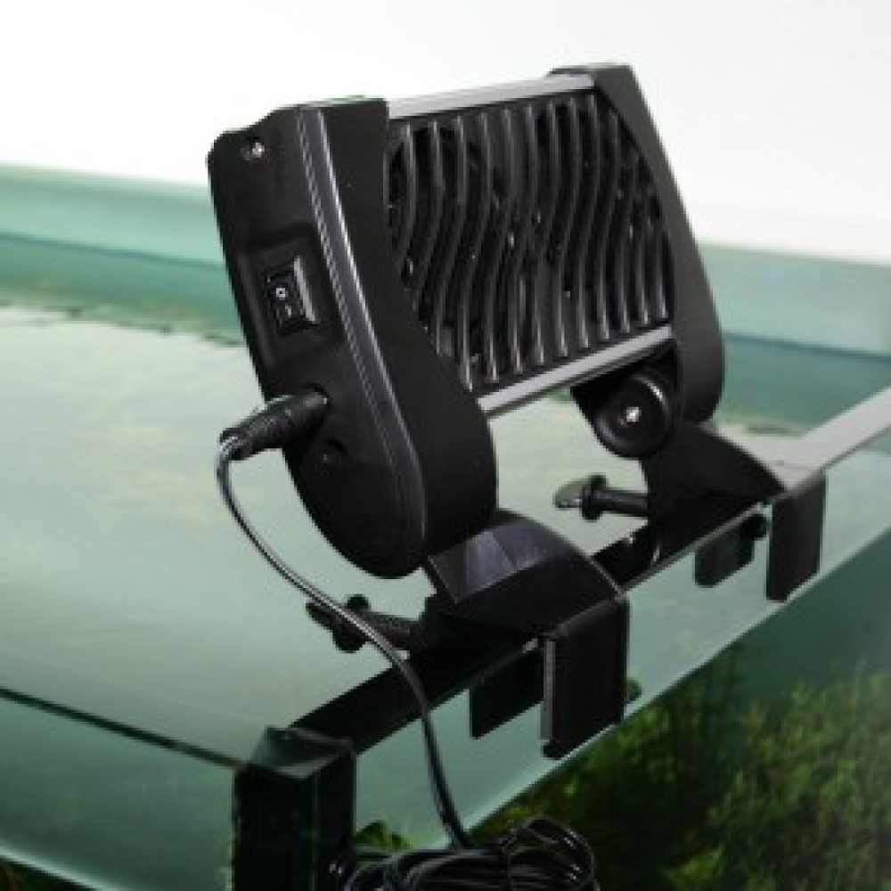 Вентилятор JBL Cooler 100 - используется для охлаждения воды в аквариумах от 60 до 100 л - 2