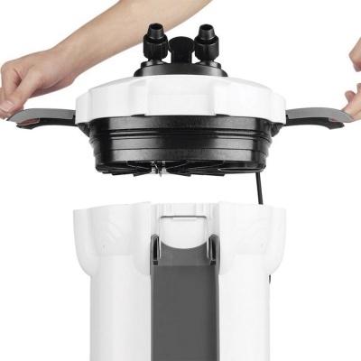 Внешний фильтр Sunsun HW-302 (для аквариумов 180-250 л) - 4