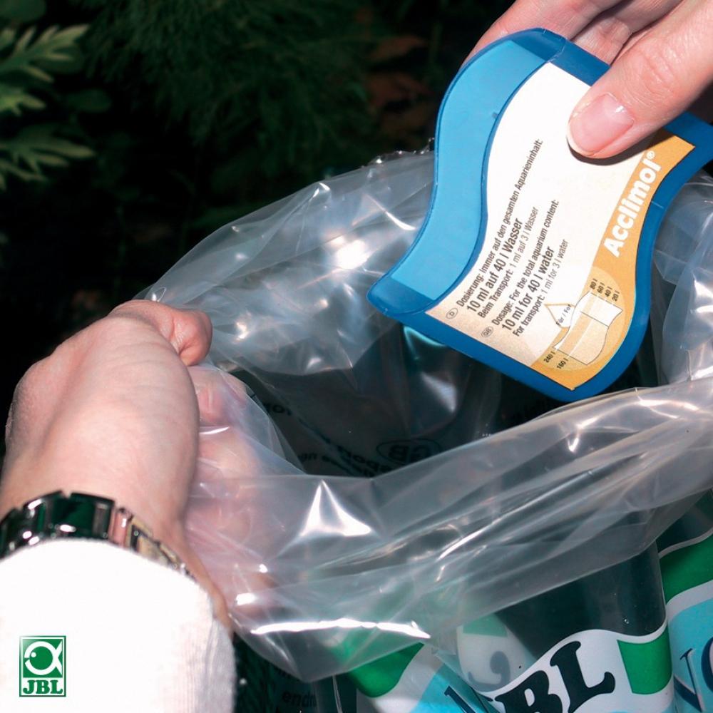 JBL Acclimol - Препарат для защиты рыб при акклиматизации, 100 мл на 400 л - 2