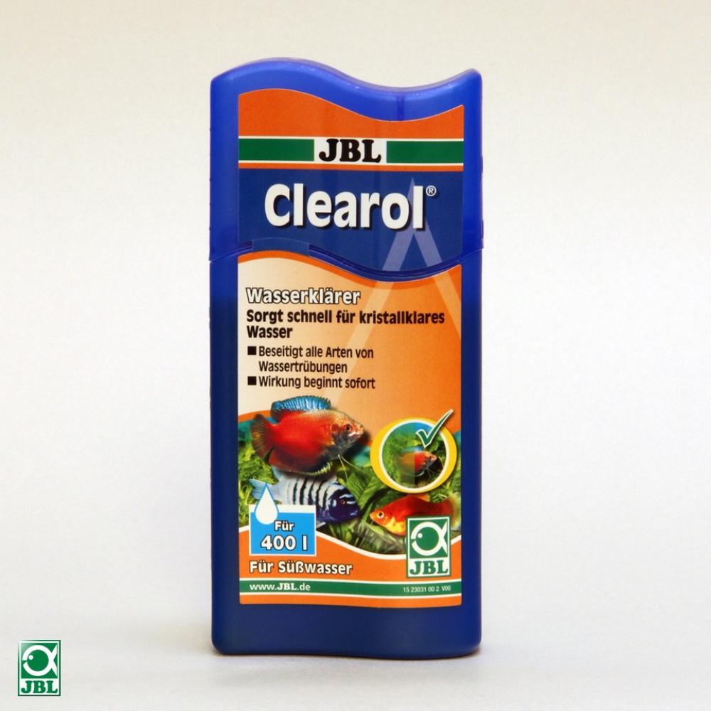 JBL Clearol - Средство для устранения помутнений воды, 100 мл - 2