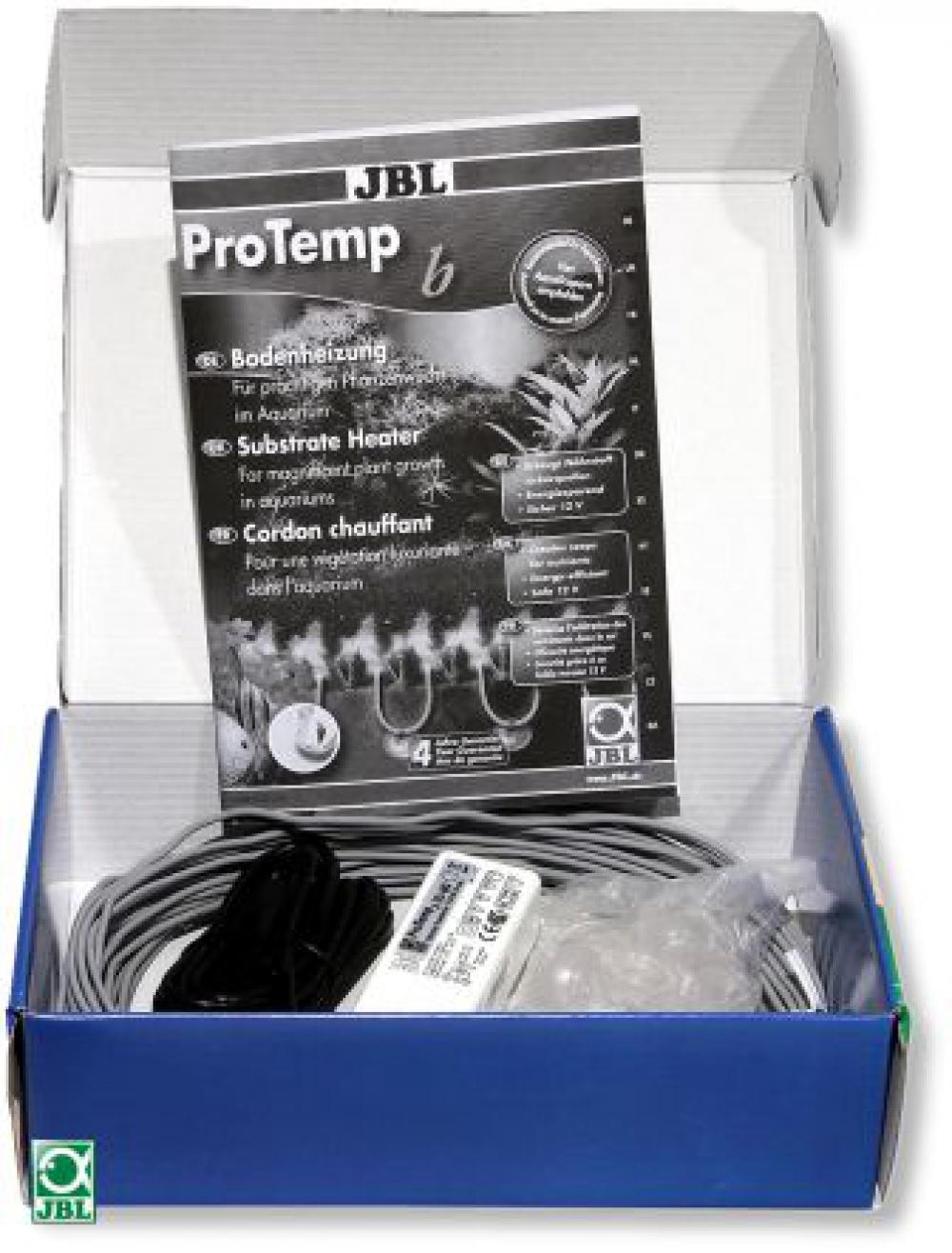 JBL ProTemp b60. Нагревательный кабель для аквариумов > 150 см - 1