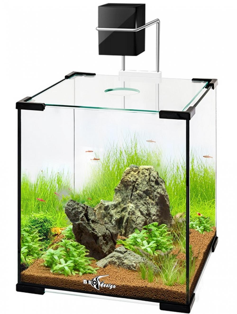 аквариум на 100 литров фото
