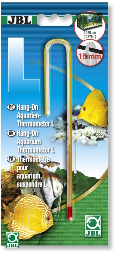 Термометр навесной JBL Hang-on Aquarien-Thermometer L - 1551