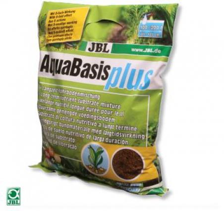 JBL AquaBasis plus 2,5 л. Питательный грунт, используемый при запуске аквариума