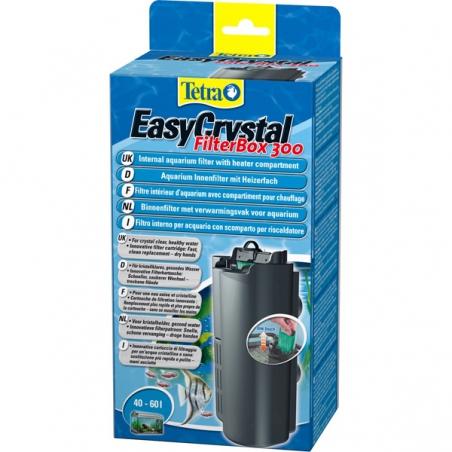 Фильтр внутренний Tetra EasyCrystal FilterBox 300 для аквариумов от 40 до 60 л.