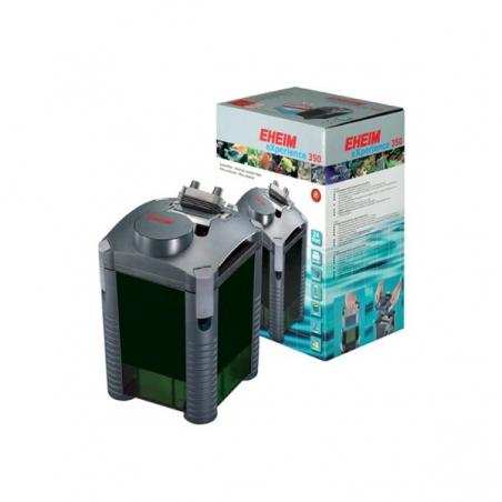 Фильтр внешний EHEIM EXPERIENCE 350 -  для аквариумов от 180 до 350 л, производительность 1050 л/ч. Фильтр полностью укомплектован фильтрующими материалами.