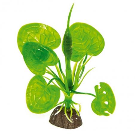 Пластиковое растение (10см) 012