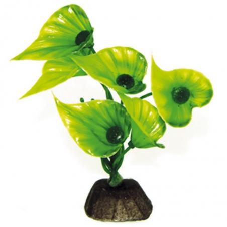 Пластиковое растение (10см) 011