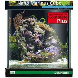 Аквариум Dennerle Nano Marinus Cube Complete PLUS 60 литров Полный Морской комплект Плюс