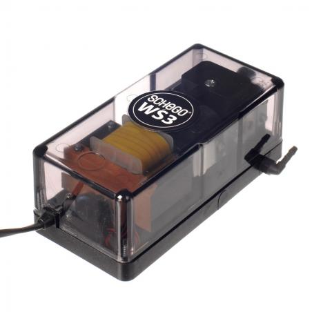 Компрессор Schego WS3 для аквариумов глубиной до 3 м