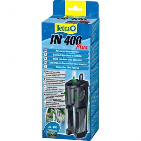 Фильтр внутренний Tetra Tetra IN plus 400 для аквариумов от 30 до 60 л.
