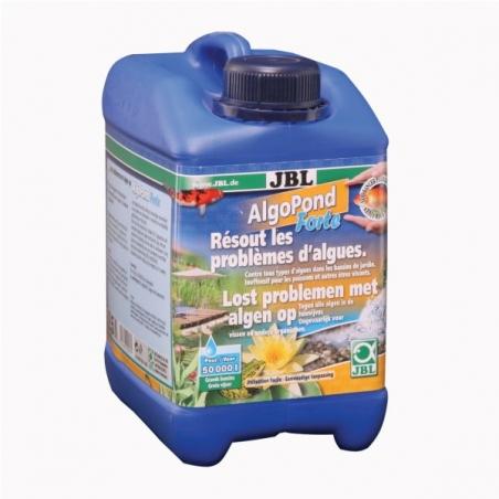 JBL AlgoPond Forte 5л - Средство для устранения водорослей в пруду (альгицид)