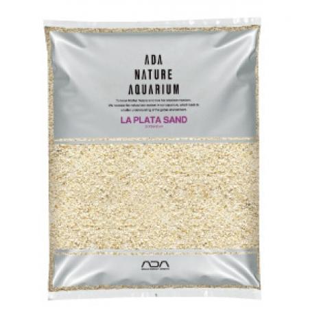 Грунт натуральный ADA La Plata Sand, 8 кг - декоративный песок