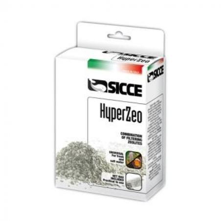 Наполнитель для фильтра SICCE HyperZeo, цеолит, 1000 мл