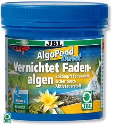 JBL AlgoPond Direct 250г - Средство для устранения водорослей в пруду