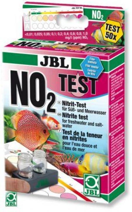 JBL Nitrit Test-Set - Тест для определения содержания нитритов (NO2) в пресной и морской воде