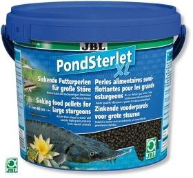 JBL Pond Sterlet XL 5,5л - Корм для крупных осетров в виде тонущих гранул