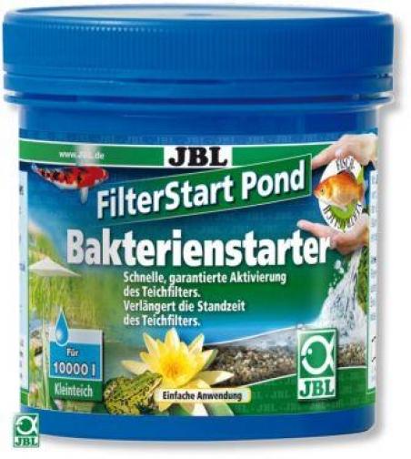 JBL FilterStart Pond 250мл -  Полезные бактерии для активации фильтра в пруду