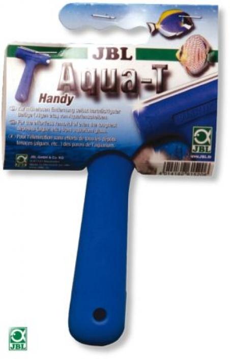JBL Aqua-T Handy - Скребок для чистки стекол с лезвием 70 мм