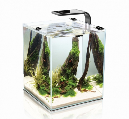 Аквариум Aquael Shrimp Set Smart 10л