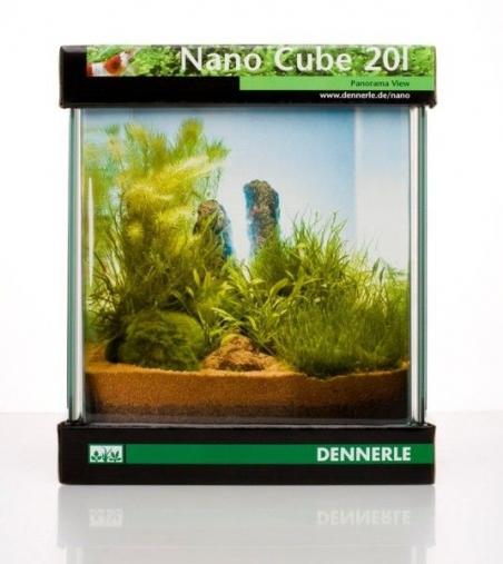Аквариум Dennerle NanoCube 20 литров