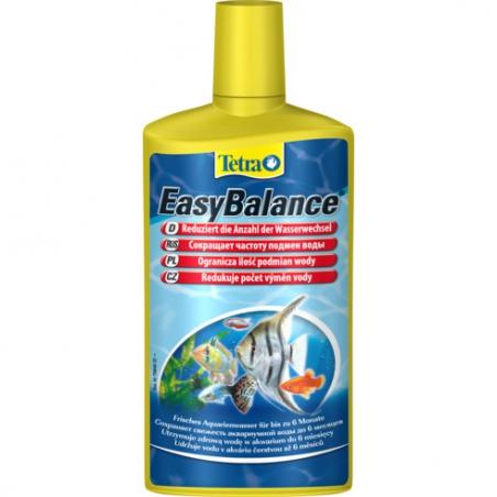 Кондиционер для стабилизации среды обитания рыб Tetra EasyBalance 100 мл (рассчитан на 400л)