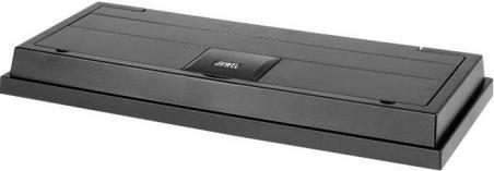 Крышка светильник JUWEL Monolux 60, черная, 60х30 см., 1x15W T8
