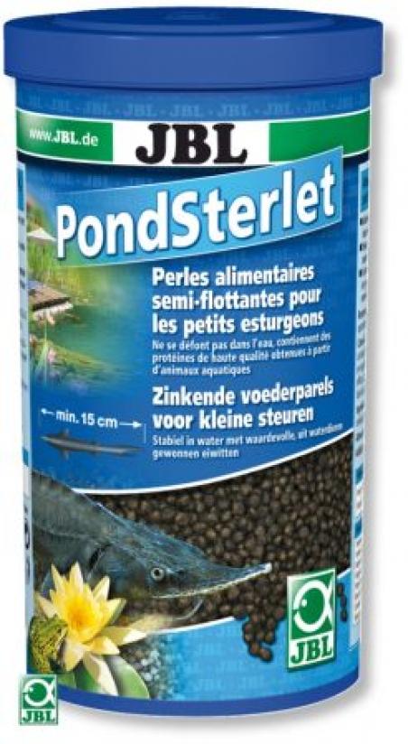 JBL Pond Sterlet 1л - Корм для осетров в виде тонущих гранул