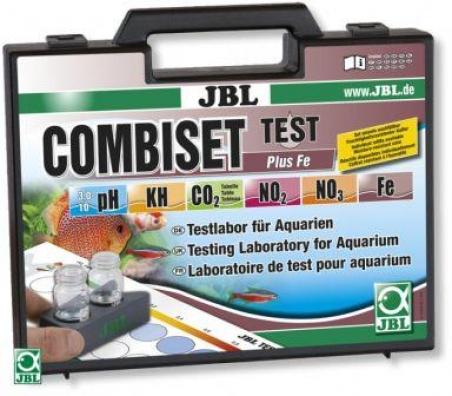 JBL Test Combi Set Plus Fe - Набор из 5 тестов для определения важных показателей воды
