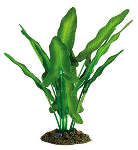 Растение из шелка (13см) 009