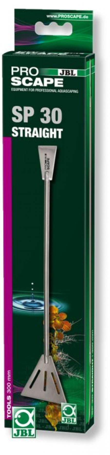 JBL ProScape Tool SP straight, 30 см - Двусторонняя лопатка для декорирования аквариума