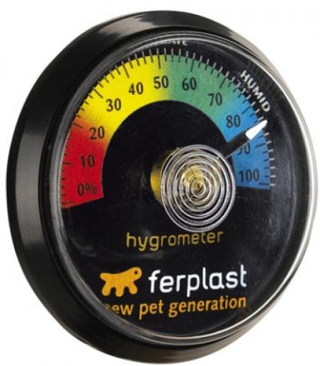 Гигрометр Ferplast HYGROMETER для террариумов, аналоговый