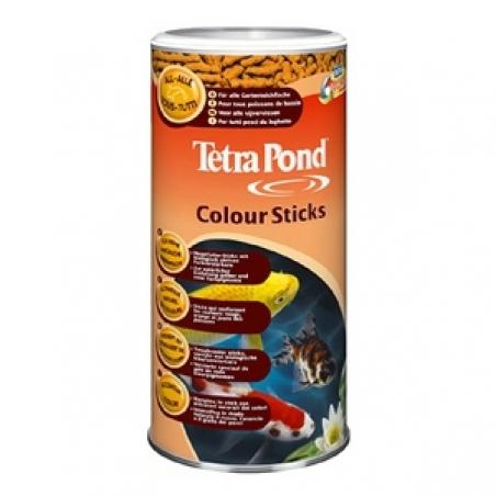 Корм для прудовых рыб Tetra Pond ColorSticks 1л